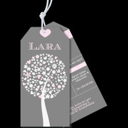 Meneer Vogel- Labels - Lara