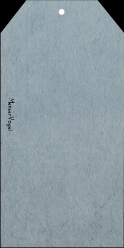 Meneer Vogel - labels - Melvin