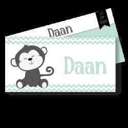 Meneer Vogel - labels - Daan
